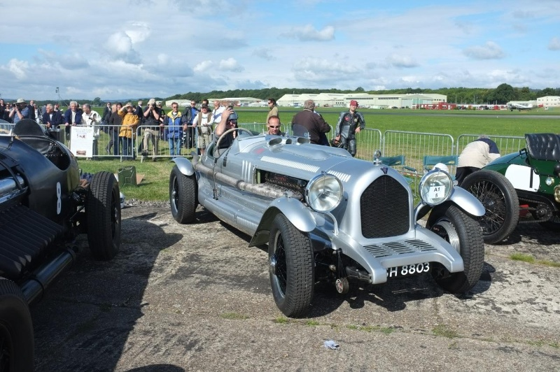 Salute To Style Powered By Glorious Rolls Royce Merlin