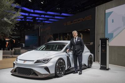 Seat Makes Its Way To The Geneva Motor Show In Top Form