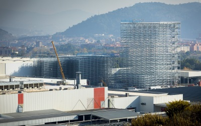 Seat To Build The Tallest Automated Warehouse In Spain
