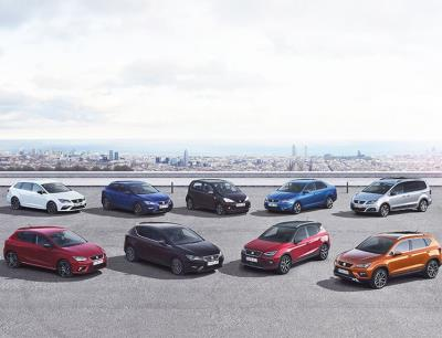 Seat Breaks Its First Quarter Sales Record