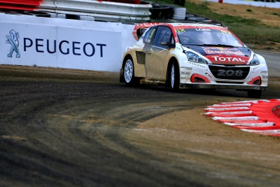Sébastien Loeb Claims Fourth Straight Top-Three Finish At Lohéac