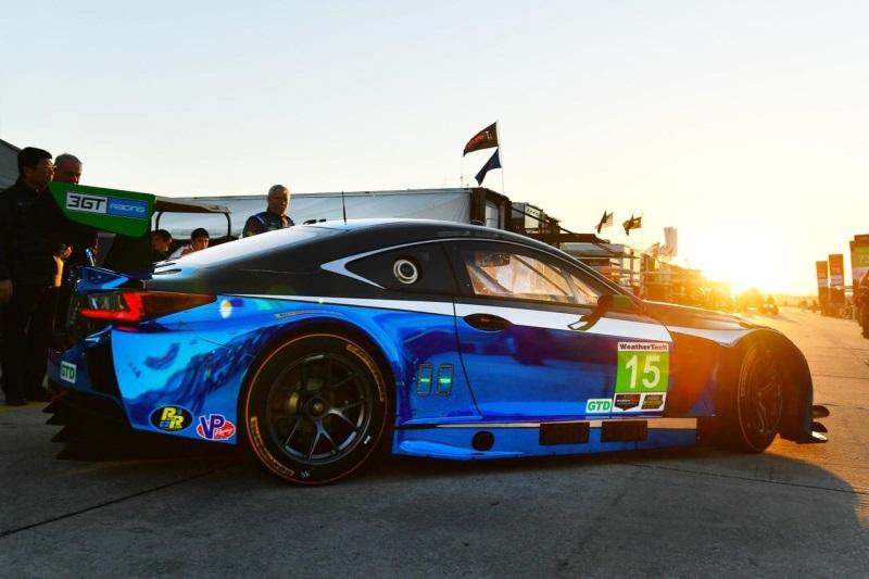 Twelve Hours Of Sebring – Sebring International Raceway – March 18, 2017