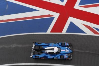 Third Consecutive Podium For Signatech Alpine Matmut