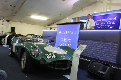 SILVERSTONE AUCTIONS TO HOST EIGHT SALES IN 2017
