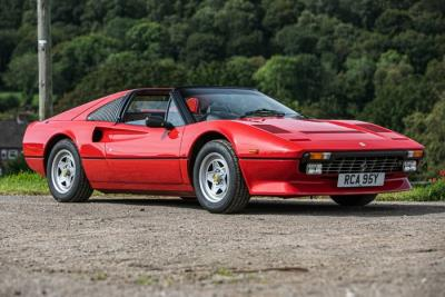 Limited Production Ferraris And Porsches To Be Offered At Silverstone Auctions Sale This Weekend