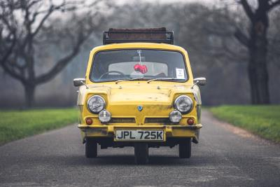 Confirmed for Silverstone Auctions first sale of 2021 is the 'Only Fools and Horses' 1972 Reliant Regal Supervan III