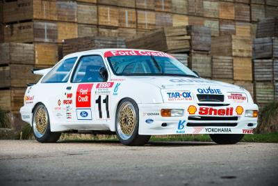 Record-Breaking BTCC Championship Winning Cosworth For Auction