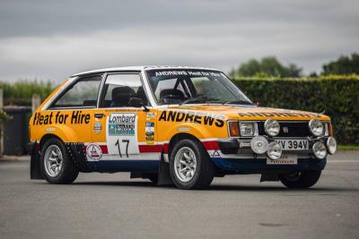 Ex-Russell Brookes 1981 Works Talbot Lotus Sunbeam To Star Among A Great Auction Line Up Of Competition Cars