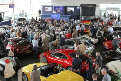 Silverstone Auctions Adds Ferrari Sale To 2018 Calendar