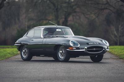 A unique opportunity to take ownership of Chassis #60 on the 60th anniversary of the Jaguar E-Type