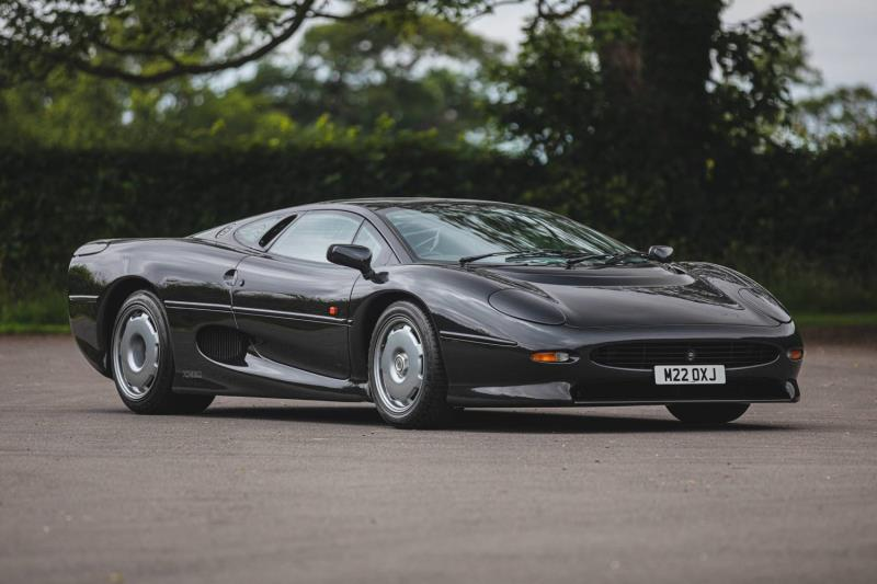 A number of classic and competition Jaguars are set to cross the block this weekend with Silverstone Auctions
