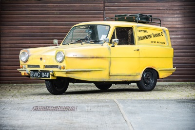 Pride Of Peckham – Del Boy's Only Fools And Horses Three-Wheeler For Auction