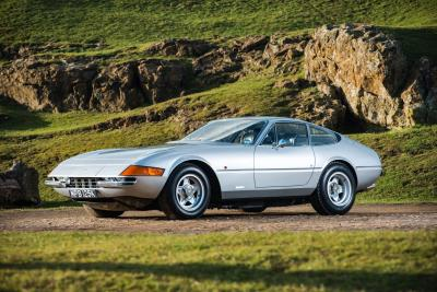 33 Stunning Ferraris For Auction At UK's First Ever Dedicated Sale