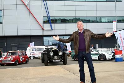 TV Stars To Host Silverstone Classic'S Online 30Th Anniversary Party