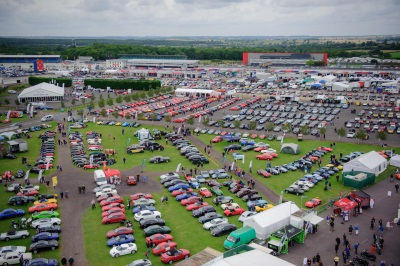 Curtain Comes Down On Another Record-Breaking Silverstone Classic
