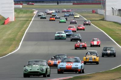 Affordable Road Sports Race Returns To Silverstone Classic