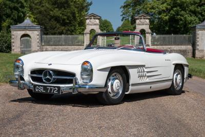 Royal Flush For Silverstone Auctions At Silverstone Classic Sale