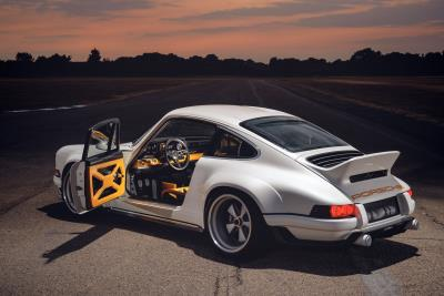 Dynamics And Lightweighting Study Revealed At Goodwood Festival Of Speed