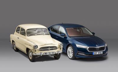 Škoda Auto Produces Seven Millionth Octavia