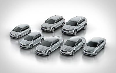 Škoda Announces Record First Quarter Market Share In True Fleet