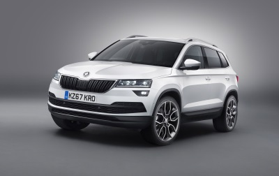 The Wait Is Over As Order Books Officially Open For All-New Škoda Karoq