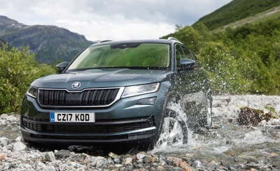 THE ADVENTURE BEGINS: NEW ŠKODA KODIAQ TO START FROM £21,495 (OTR)