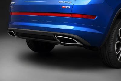 Škoda Reveals Further Details Of Its New High-Performance SUV, The Kodiaq vRS
