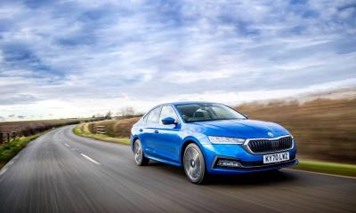 ŠKODA named Manufacturer of the Year and takes two category crowns in Great British Fleet World Awards