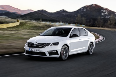 Order Books Open For New Škoda Octavia vRS And Scout