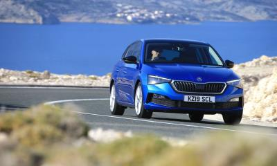 Scala Raises Standards Once More As Škoda Opens Order Books For All-New Model