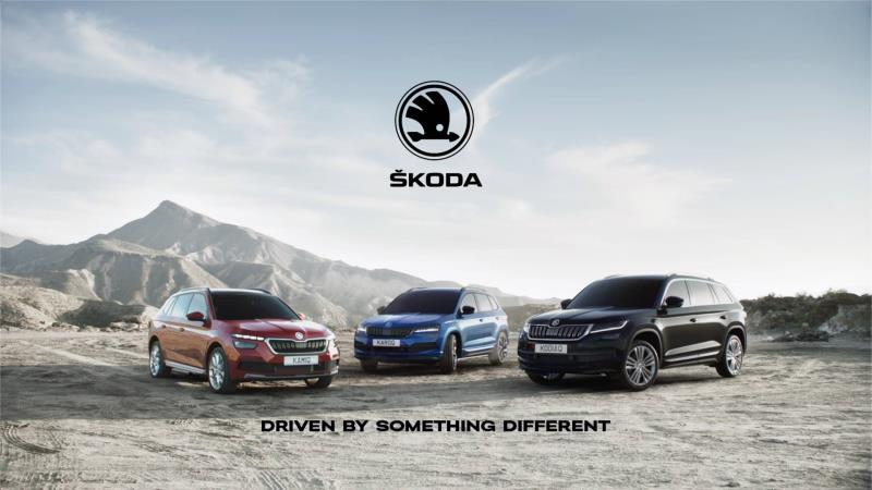 Skoda Brings The Complete Suv Family To Tv With New Advert Each As Splendid As The Next Concept