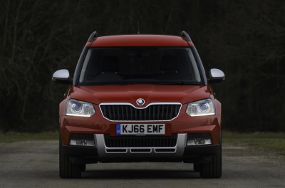 Škoda Continues To Accelerate Interest With New Yeti SE Drive And SE L Drive Models