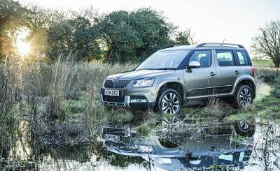 First Class Second-Hand Buys: Škoda Yeti And Superb Scoop Top Diesel Car Used Car Awards