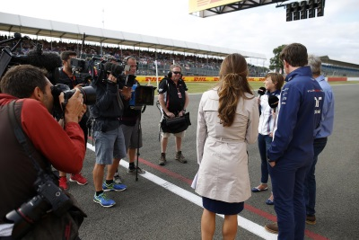 SKY SPORTS F1 JOINS WILLIAMS TO HOST SHOWS AT AUTOSPORT INTERNATIONAL