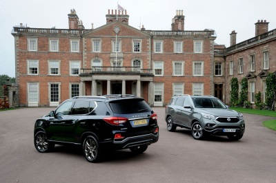 Now On Sale - The All-New Ssangyong Rexton Arrives