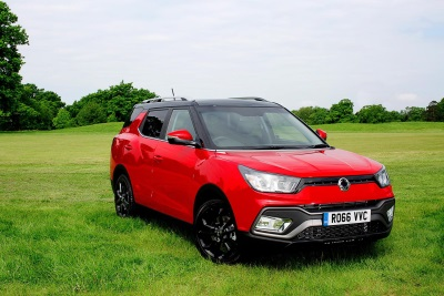 SSANGYONG CREATES A NEW CLASS OF CAR - THE 'SUV-ESTATE' - AS TIVOLI XLV GOES ON SALE