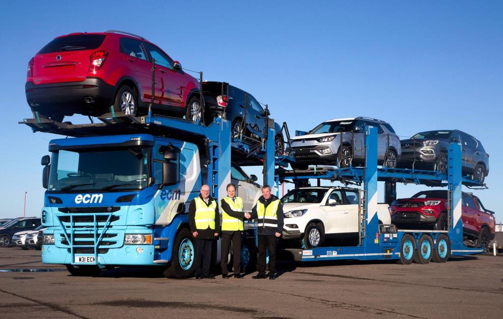 SsangYong Appoints ECM As Its New Transportation & Logistics