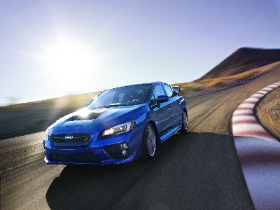 SUBARU ANNOUNCES PRICING ON ALL NEW 2015 WRX AND WRX STI SEDANS