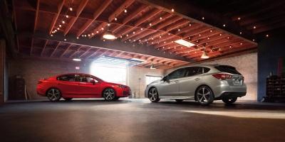 Strong Impreza Sales Helps Propel Subaru To Record April