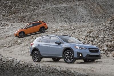 Subaru Of America, Inc. Breaks Sales Record: August 2017 Best Sales Month Ever