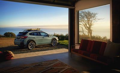 Subaru Of America, Inc. Reports April Sales