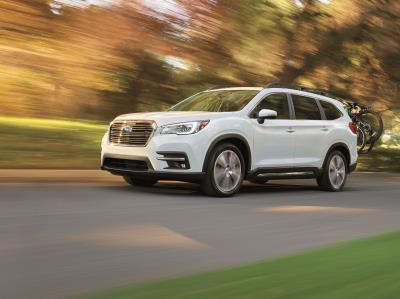 Subaru Of America Reports All-Time Record July Sales