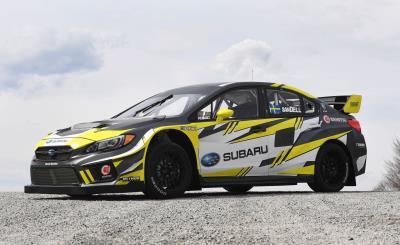 Subaru Confirms Entries In The 2018 Nitro World Games' Inaugural Rallycross