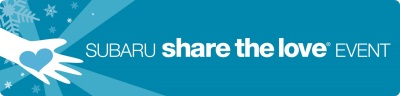 Subaru Debuts New Advertising Campaign For 2017 Share The Love® Event