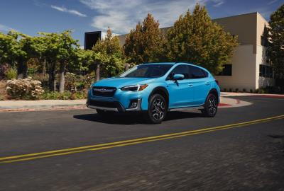 Subaru Of America Announces Pricing On 2020 Crosstrek And Crosstrek Hybrid Models