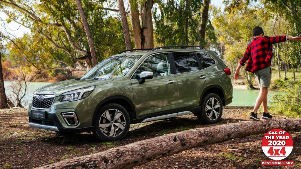 Allnew Forester Eboxer 4x4 Magazine S Best Small Suv Of The Year Conceptcarz Com