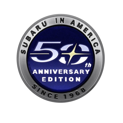 Subaru Of America Confirms Plan To Release Limited Edition Models To Commemorate 50Th Anniversary