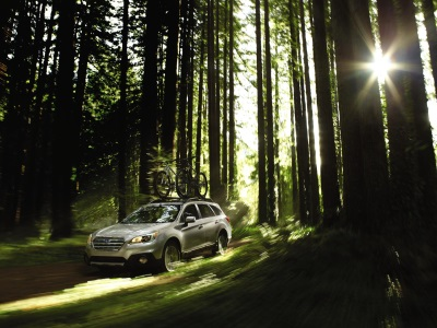 2016 SUBARU OUTBACK NAMED TO U.S. NEWS & WORLD REPORT 2016 BEST CARS FOR FAMILIES