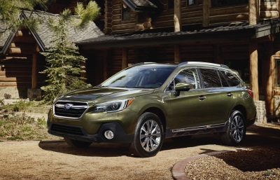 2017 Subaru Outback Named To U.S. News & World Report's Best New Cars For Teens