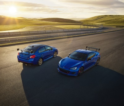 Subaru Announces Pricing On Limited Edition 2018 WRX STi Type RA® And BRZ TS®